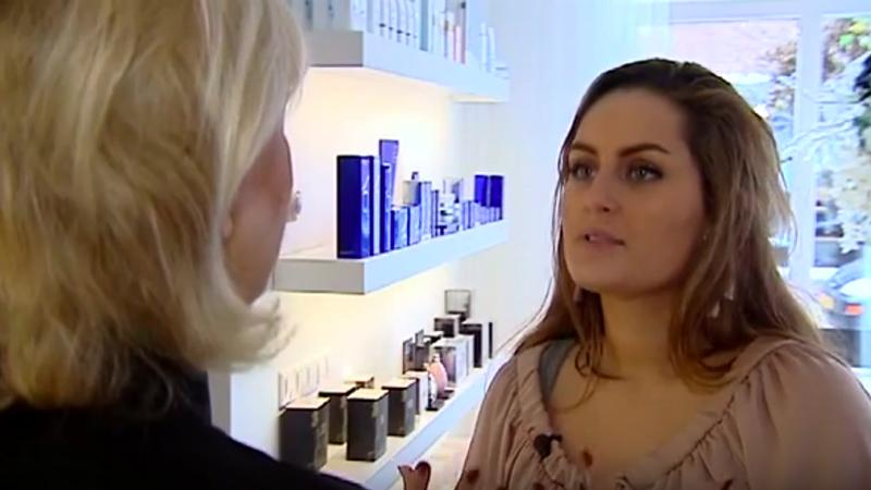 Schoonheidssalon La Perle op RTL4
